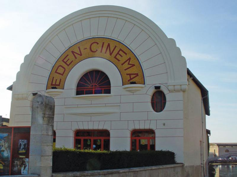 Eden, the oldest cinema in the world
